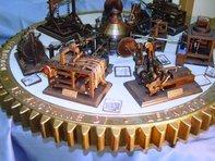 Alcune macchine di Leonardo da Vinci