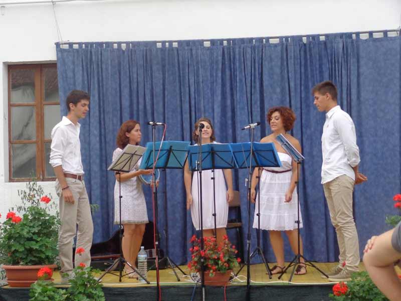 """Concerto de """"I Cinquettanti"""" - 02"""